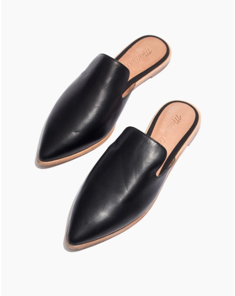 Black Gemma Mule - 5 Places to Snag the Perfect Loafers & Mules for Fall -Sabine Forever - sabineforever.jpg