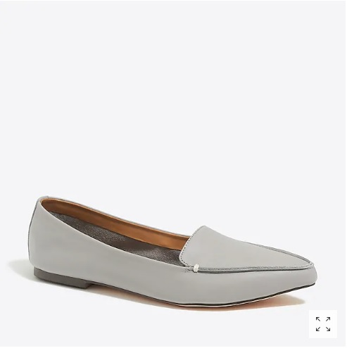 Edie Loafer -  5 Places to Snag the Perfect Loafers & Mules for Fall -Sabine Forever - sabineforever.jpg