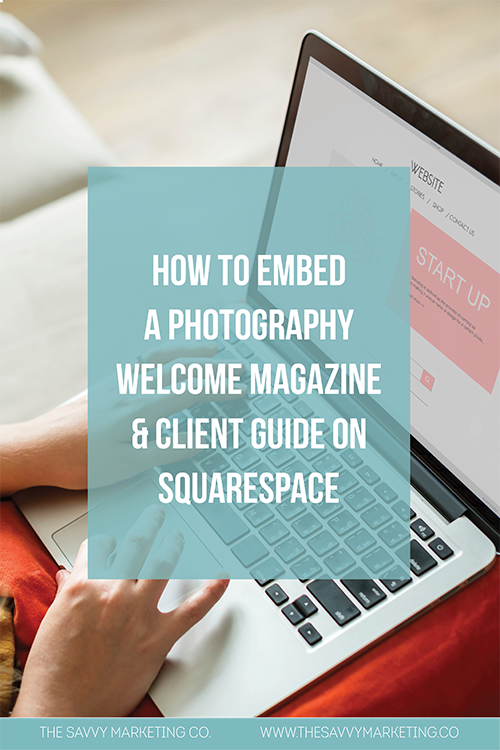 Pinterest How to Embed a Welcome Magazine on Squarespace Blog.png