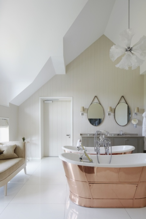 Bathrooms That Feel Like Living Spaces
