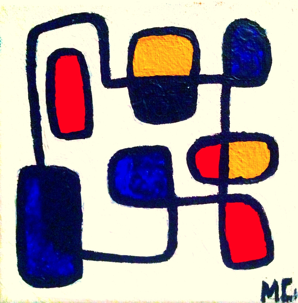 Mirondrian No.4 - SOLD