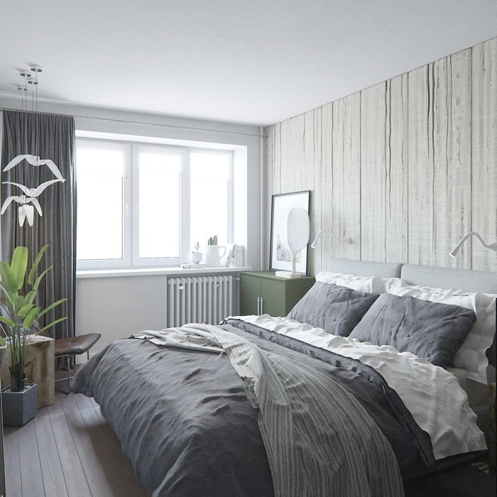 Interior inspiration: bedroom