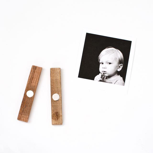 DIY Small photo holder