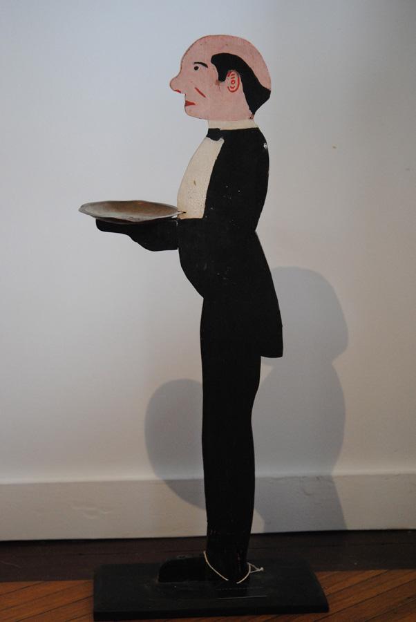 1940s butler