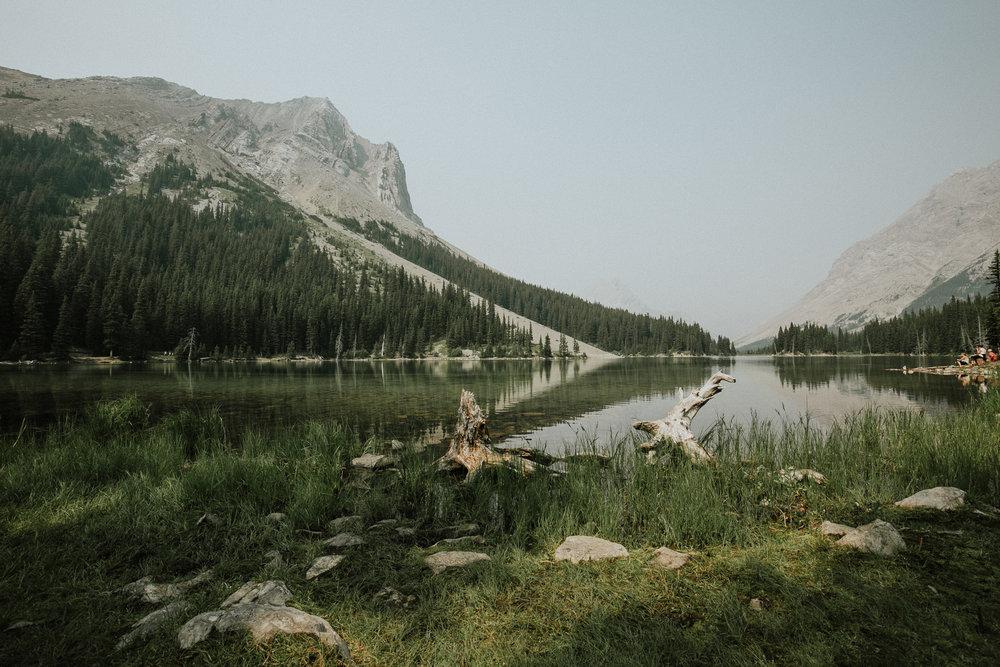 Elbow Lake Hike