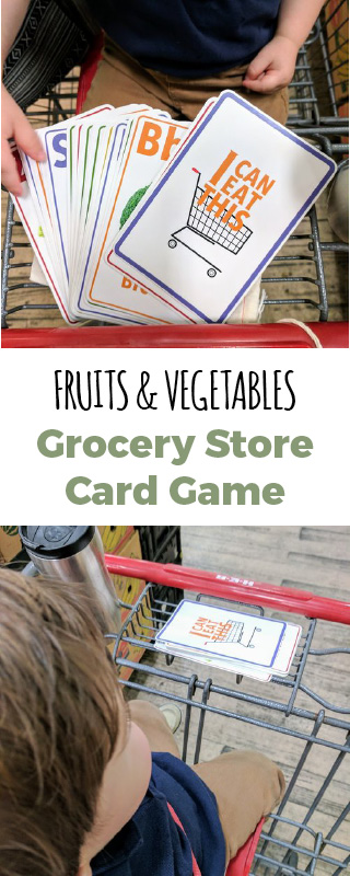 Grocery store game