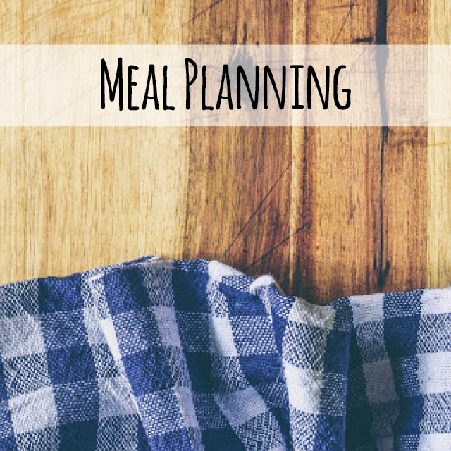 7 tips on how to meal plan without spending hours in the kitchen and on Pinterest each week. These time saving meal planning tips are simple and practical.