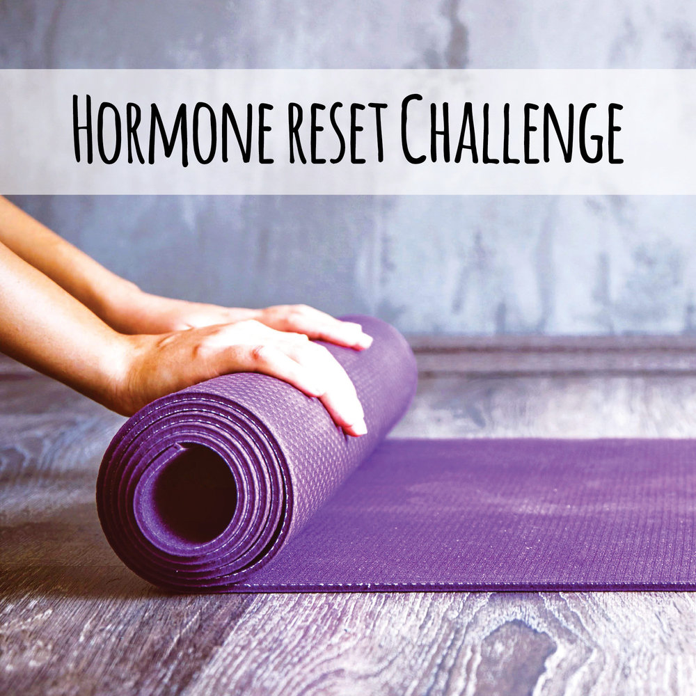 This 14 day hormone reset challenge will take a natural approach to healing hormones.