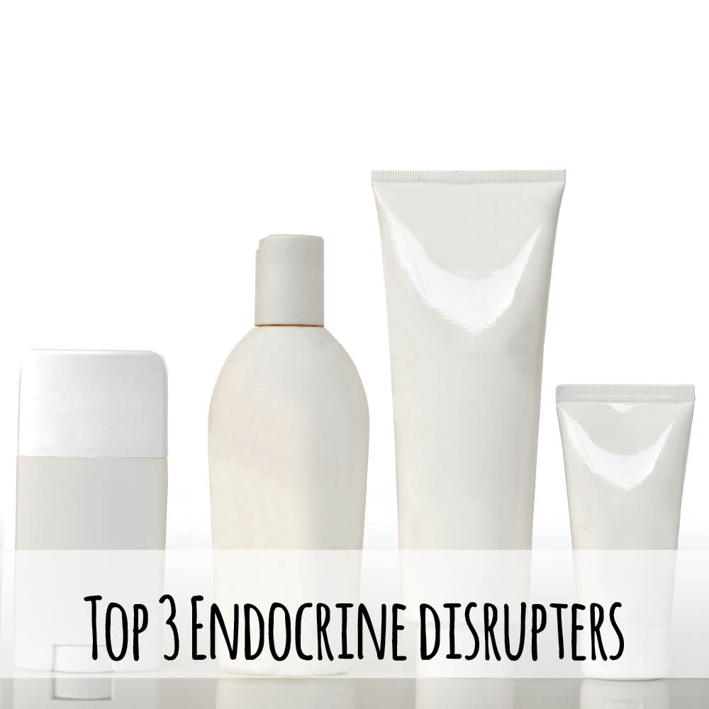 Our beauty products are effecting our endrocrine systems and in turn our hormones. Learn what to do to avoid these chemicals.