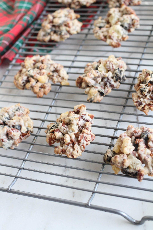 Vegan chirstmas cookie recipe