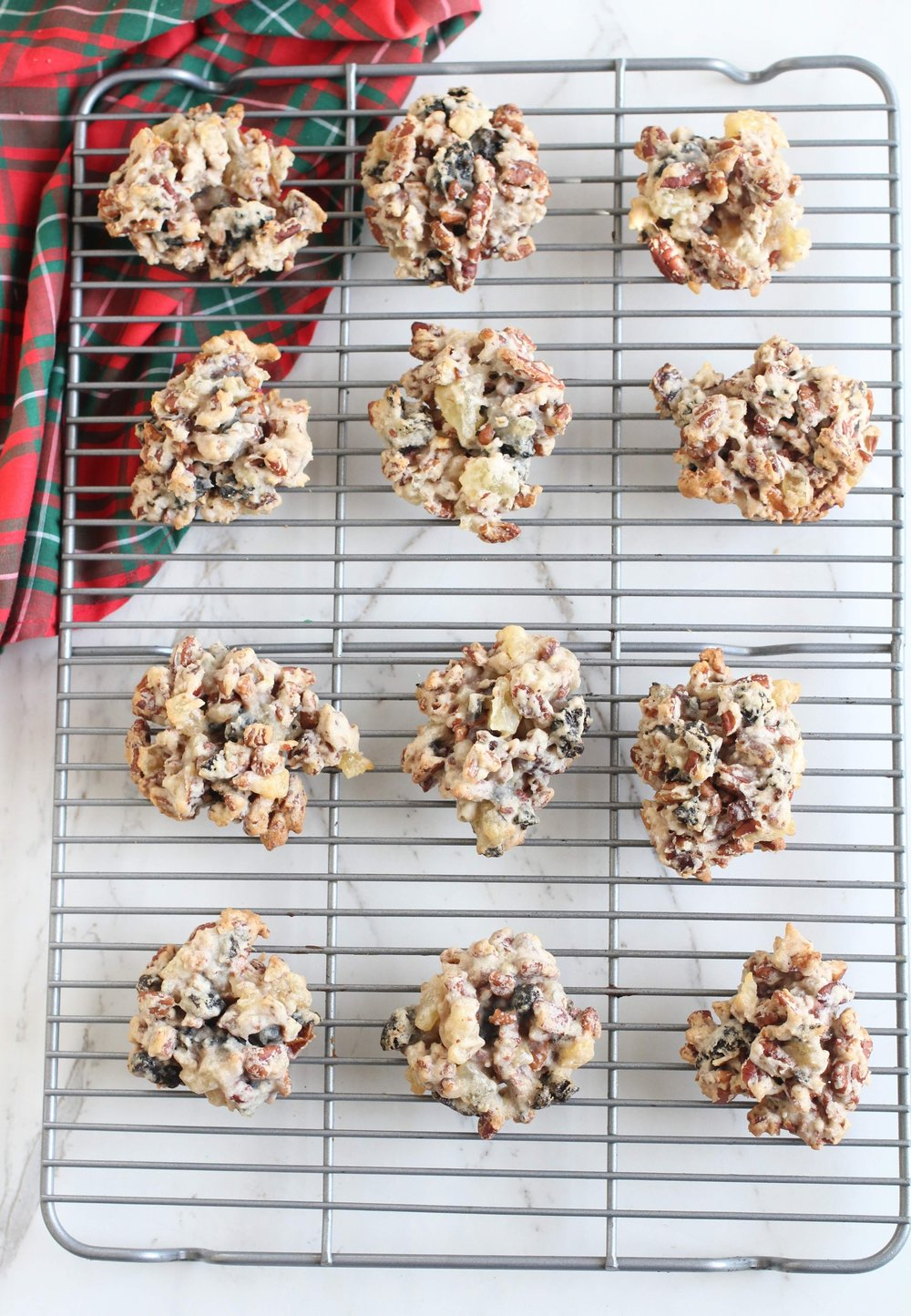 gltuen free and dairy free cookie recipe