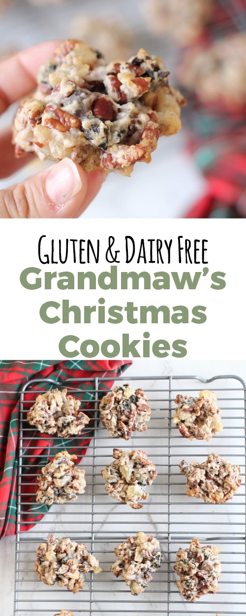 This Christmas cookie recipe is full of dried fruit and nuts. It is vegan, gluten free, and dairy. Thi is a unique recipe that will wow Christmas guests.