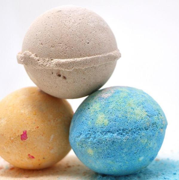 clean bath bombs
