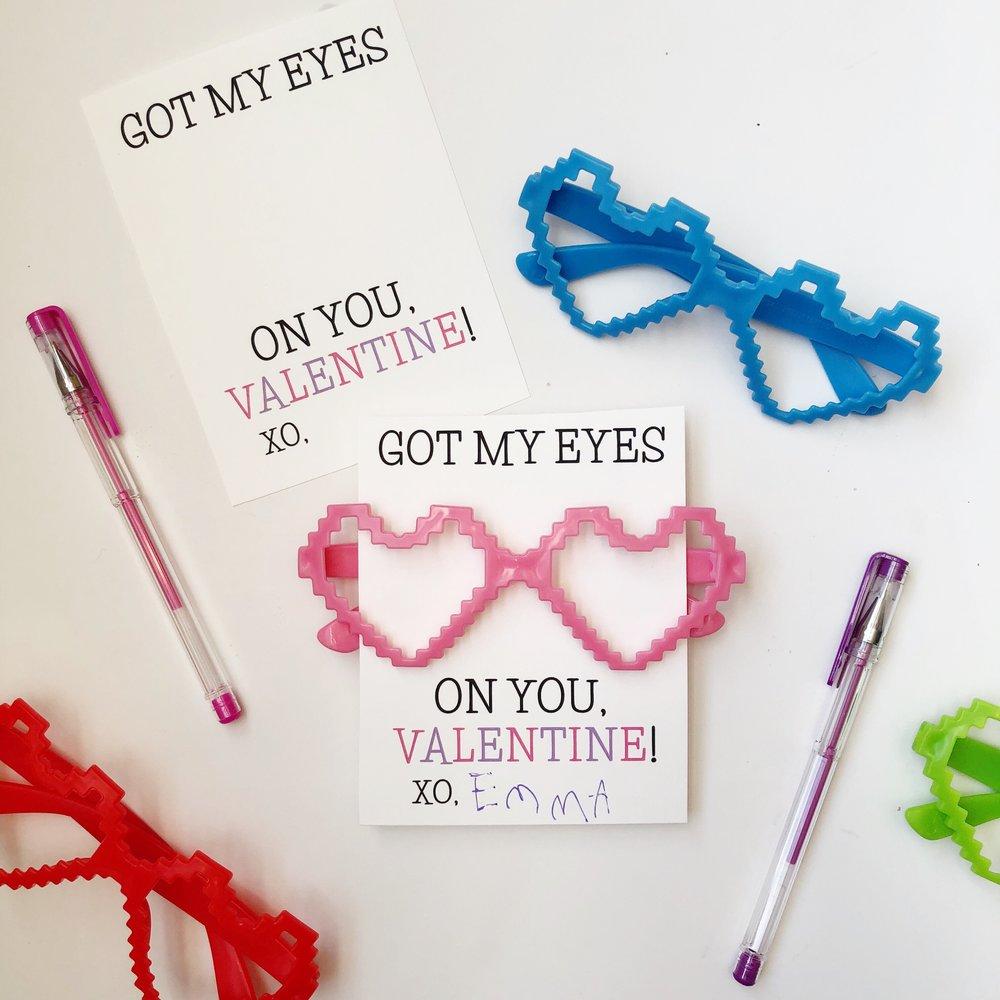 sunglasses valentine