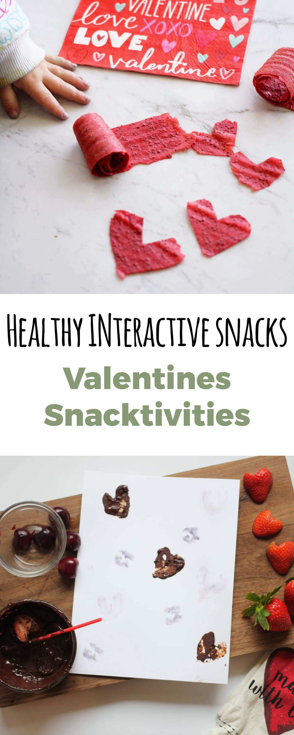Fun Valentines snacks that your kids can play with and eat. These healthy snacks look like a super, fun ways to celebrate.