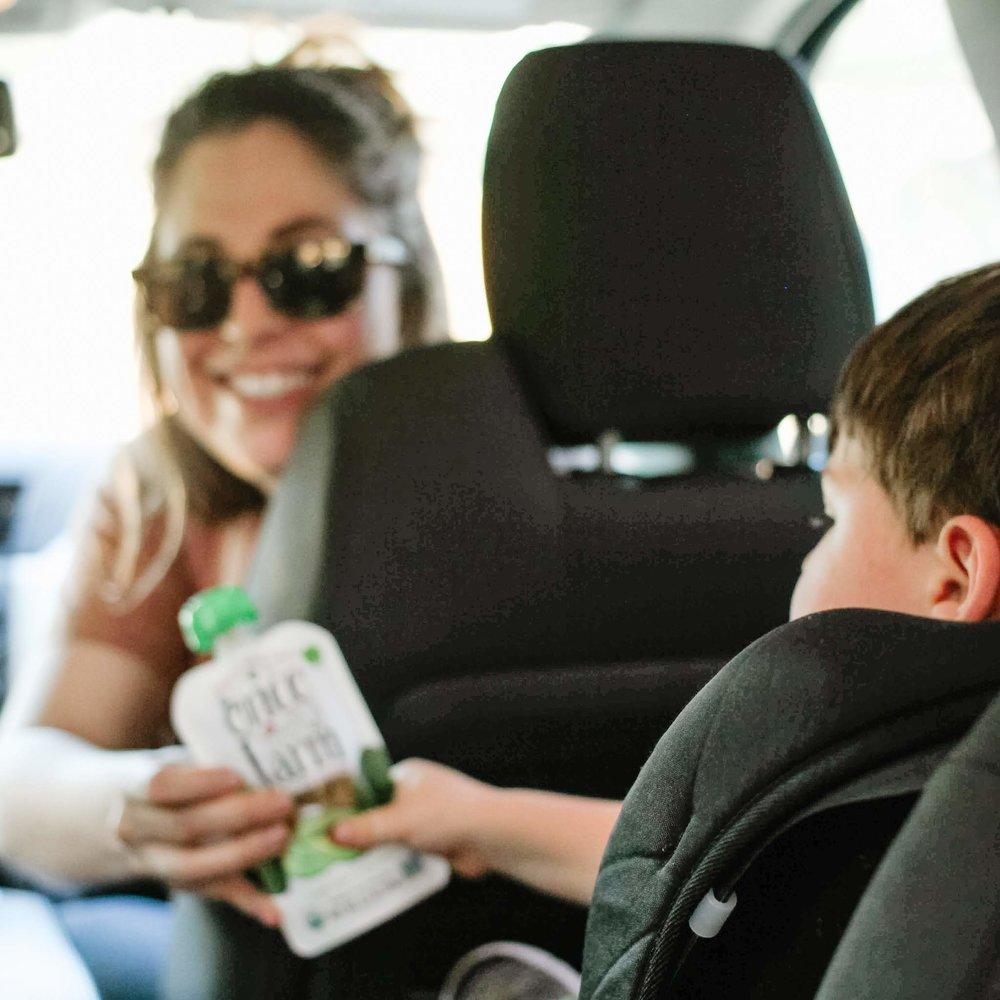 pakaged snacks for children'