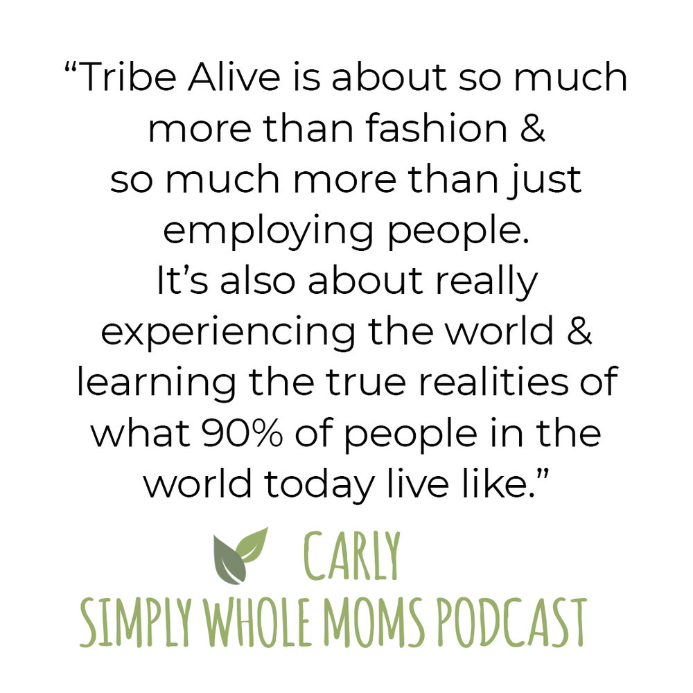 Tribe Alive