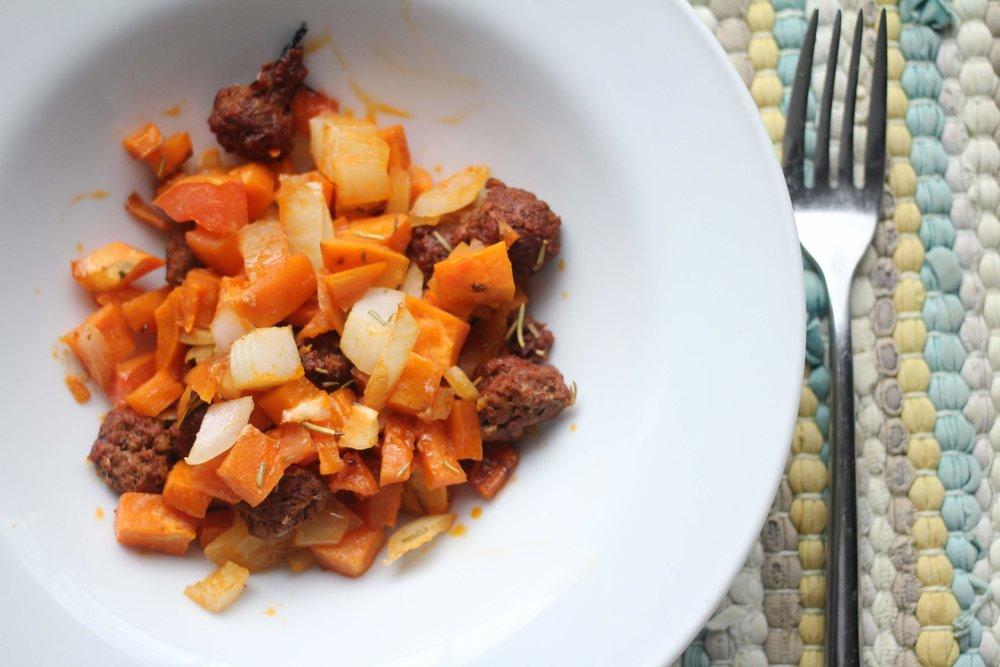 simple quick dinner recipe