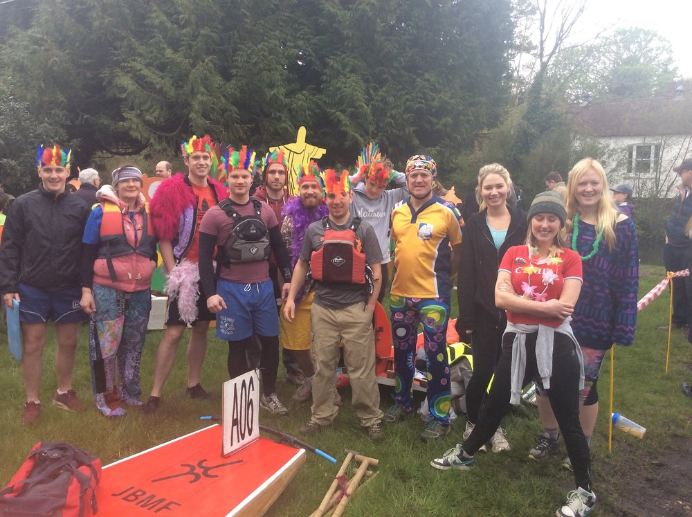 2017 Newbury Crafty Craft Race