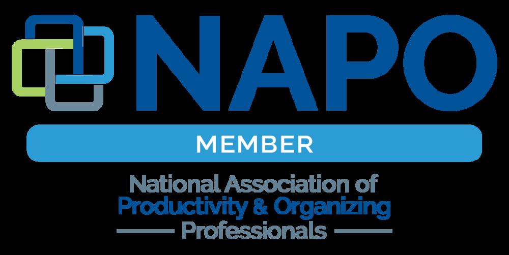 Lauren Weldon Organized Interiors - NAPO member