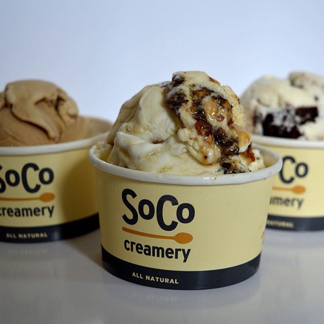 SoCo Creamery Awesome Autumn Flavors Tasting TODAY 2PM - 4PM right here Elm Street Market - stop in for a treat!! #stockbridgema #icecream #localicecream #fallflavors #villagelife  SoCo Creamery The Red Lion Inn