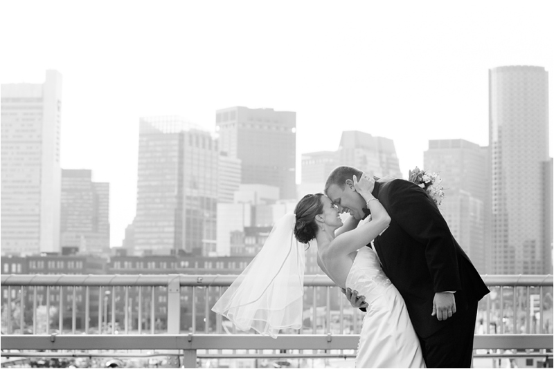 boston seaport hotel wedding photographer