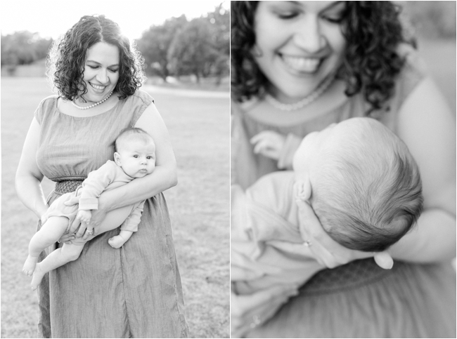 Family Portraits in the Heart of Austin by Deborah Zoe Photography.