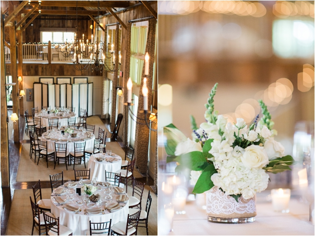 The Barn at Gibbet Hill Wedding by Deborah Zoe Photography.