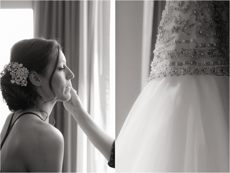A Royal Sonesta Boston wedding photographed by Deborah Zoe Photography.
