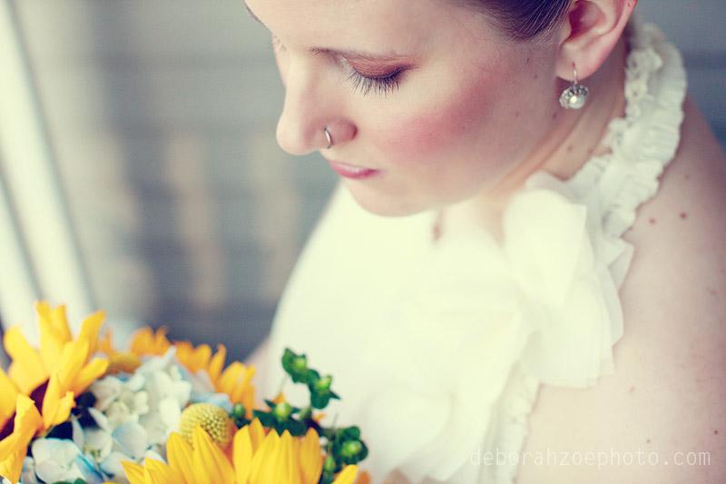 Maine Wedding Photography Maine Wedding Ogunquit Wedding York Wedding DIY Wedding Sunflower Wedding Details  Deborah Zoe Photo011