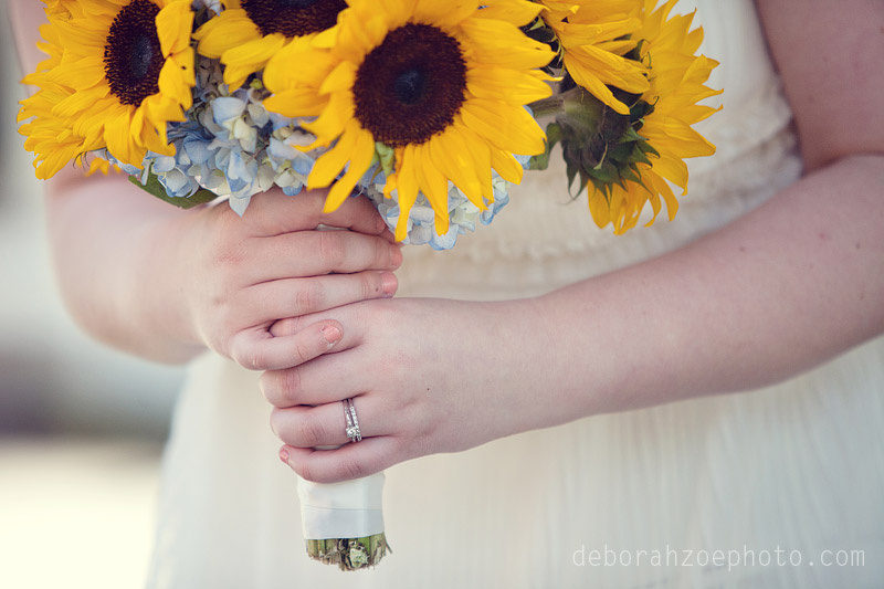 Maine Wedding Photography Maine Wedding Ogunquit Wedding York Wedding DIY Wedding Sunflower Wedding Details  Deborah Zoe Photo034