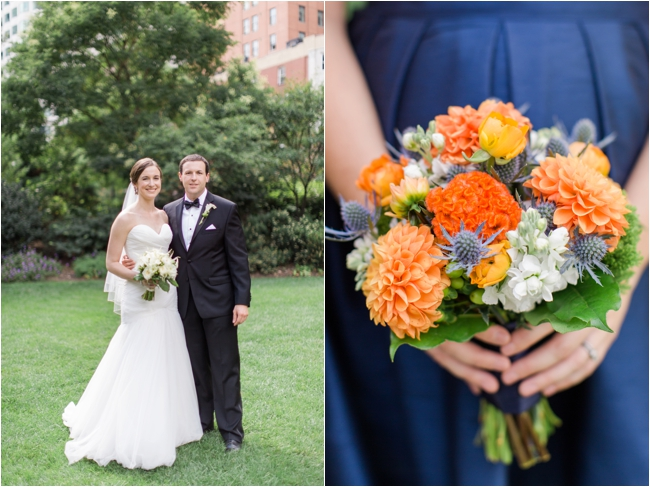 A wedding at the New England Aquarium by Deborah Zoe Photography.