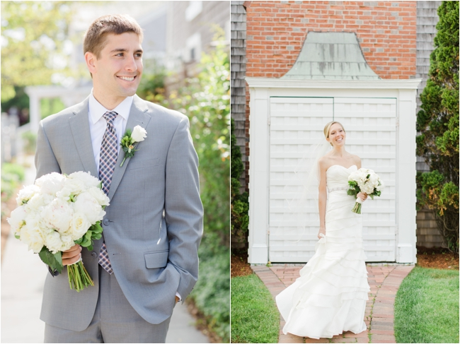 A Chatham Bars Inn Wedding by Deborah Zoe Photography.