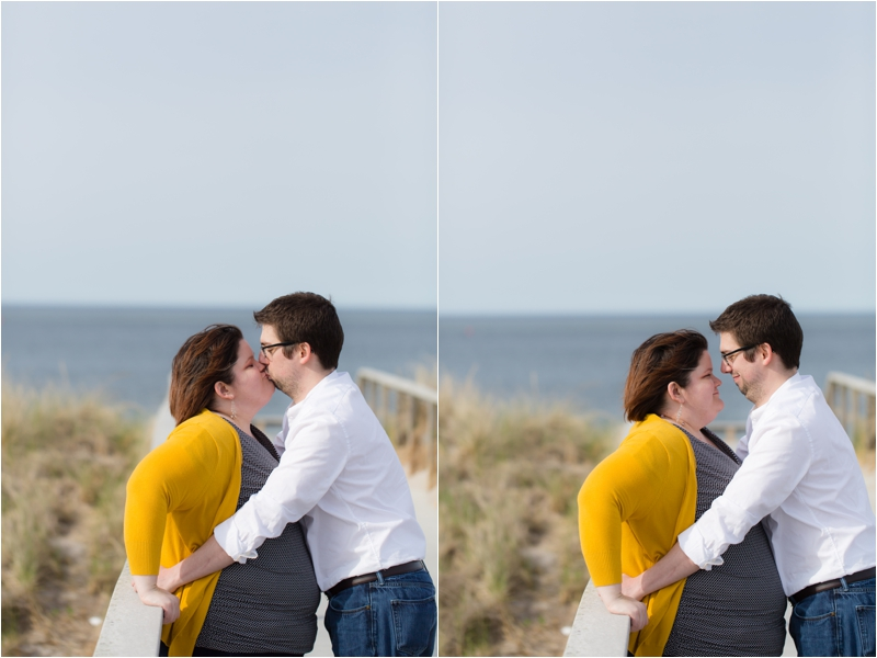 Anniversary portraits at the Crane Beach in Ipswich by Deborah Zoe Photography.