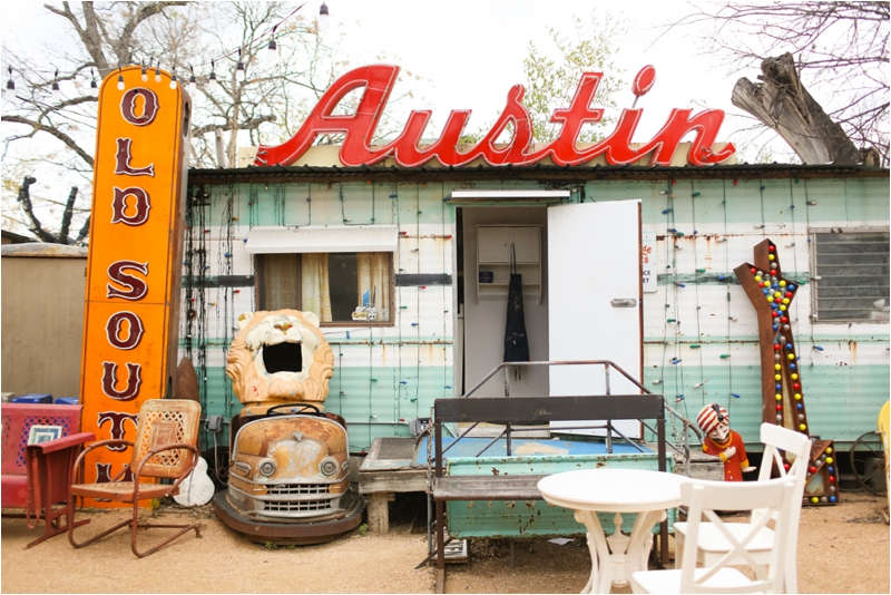 Roadhouse Relics in Austin, Texas