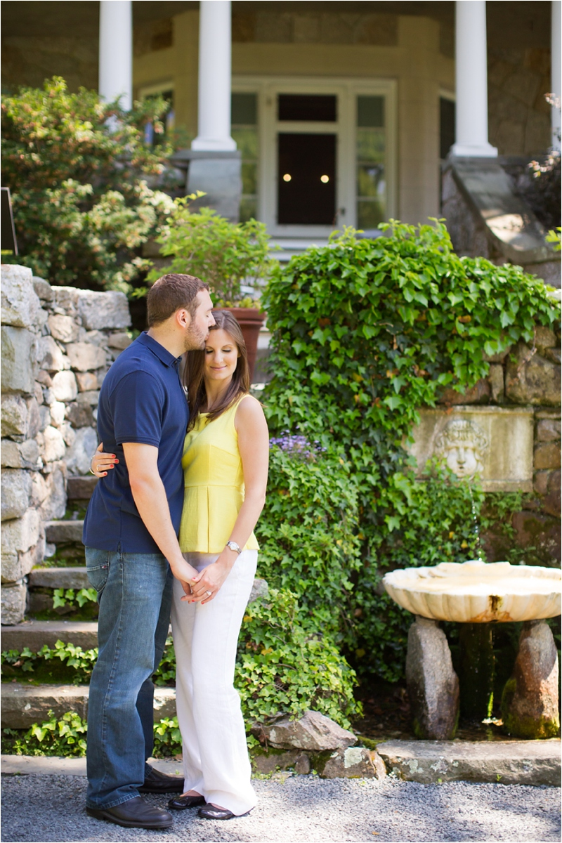 deborah zoe photography blithewold mansion newport engagement session wedding garden engagement0030.JPG
