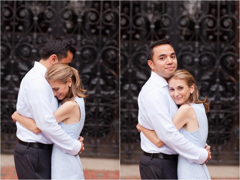 deborah zoe photography boston wedding photographer back bay engagement session boston pedi cab lansdowne pub0030.JPG