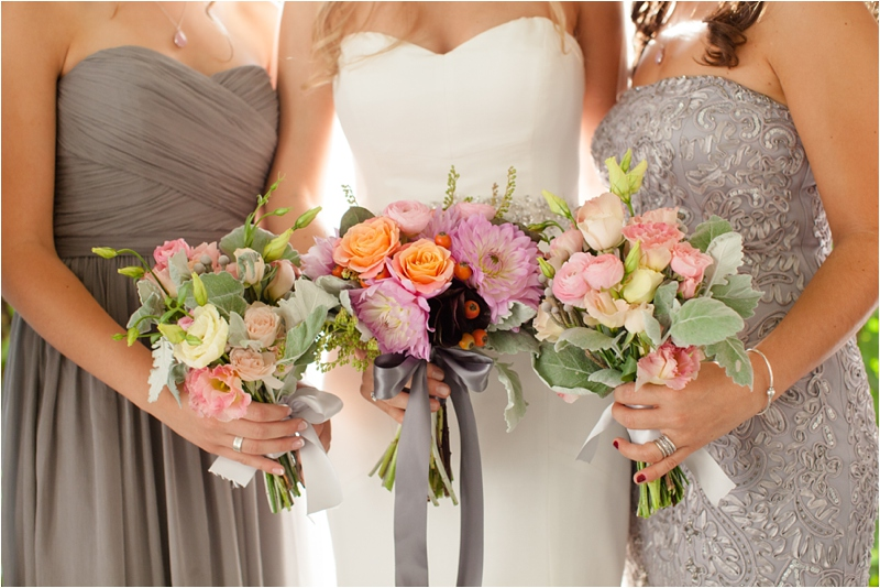 wedding bouquets for wedding at the milton hoosic club