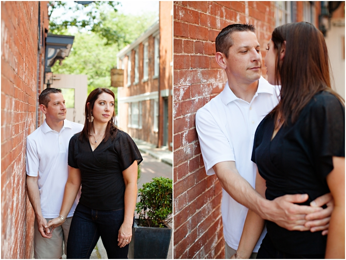 Newburyport Engagement Session