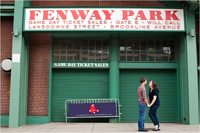 deborah zoe photography boston fenway park engagement session new england wedding photographer0006