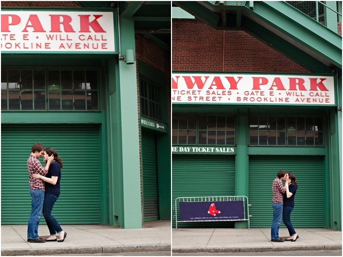 deborah zoe photography boston fenway park engagement session new england wedding photographer0007
