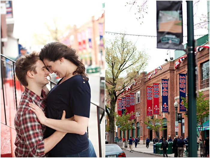 deborah zoe photography boston fenway park engagement session new england wedding photographer0019