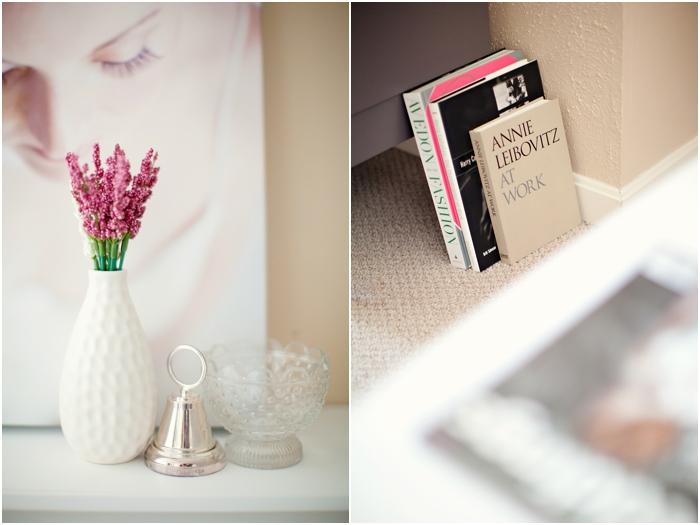 deborah zoe photography home office pink office new england wedding photography DIY home office0020