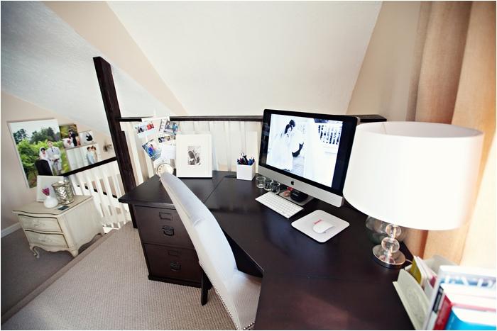deborah zoe photography home office pink office new england wedding photography DIY home office0022