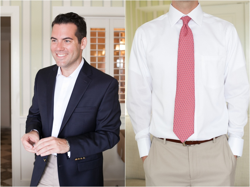 vineyard vines ties at wequasset resort