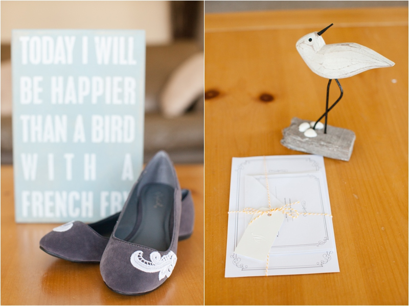 coastal maine wedding with nautical details