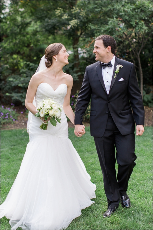 Couple on wedding day in Boston photographed by Deborah Zoe Photography.