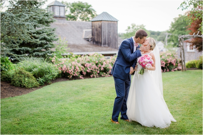 Fourth of July wedding at Red Lion Inn photographed by Deborah Zoe Photography.g