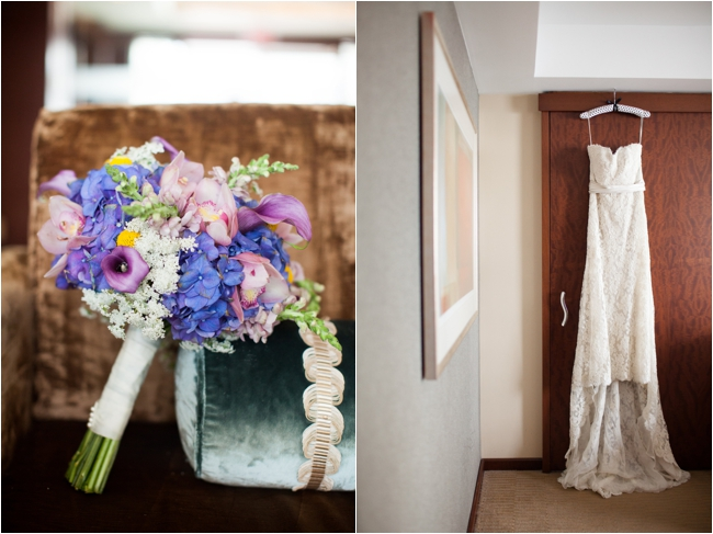 a Boston Harborside wedding