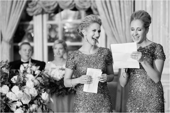 A Fairmont Copley Plaza Wedding by Deborah Zoe Photography.
